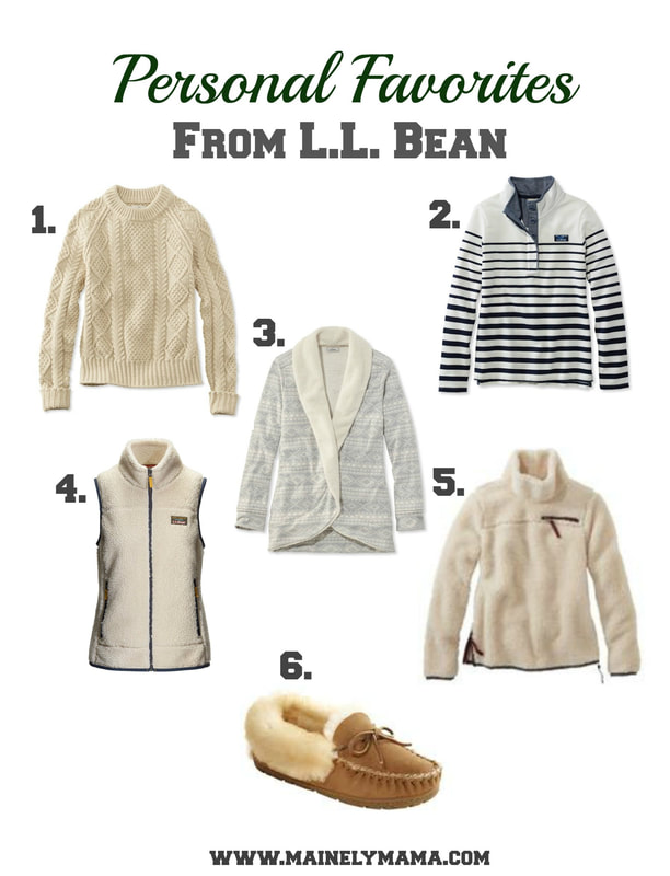 Personal Favorites from L..L. Bean